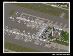Portland International Airport Map by Portland Oregon Part 1 Pdx Airport An Alternate Universe