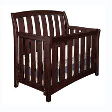 Child Craft Convertible Crib by Westwood Brookline Collection Convertible Crib In Chocolate Mist
