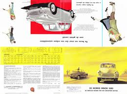 1966 morris minor brochure