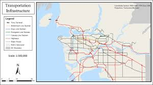 Vancouver Skytrain Map Results