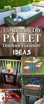 Diy Wood Pallet Outdoor Furniture by Best 25 Pallet Outdoor Furniture Ideas On Pinterest Diy Pallet