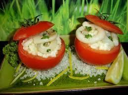 plat de cuisine la cuisine de damien tomates farcies de risotto au citron et