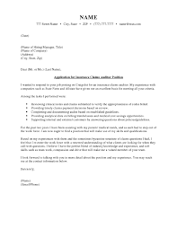 verification engineer cover letter claims auditor sample