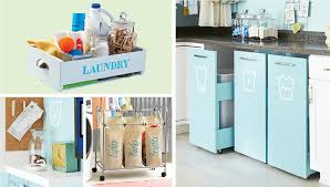 Laundry Room Accessories Storage Laundry Room Storage Organization Ideas