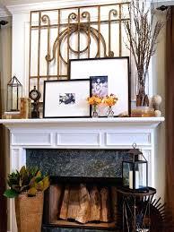 Fascinating Mantel Decorating Ideas Great Fireplace Mantel