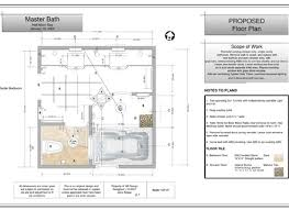 Floor Plans Master Bathroom Floor Plans Kitchen Amp Bath Ideas - Master bathroom design plans