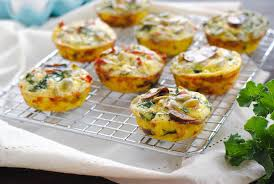 freeze ahead canapes recipes ahead breakfast muffins foxes lemons