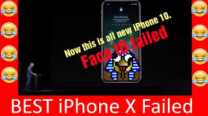 Iphone 10 Meme - iphone x iphone 10 face id unlock failed best meme iphone 8