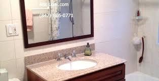 corner sink ideas bathrooms round bathroom mirror for small sink