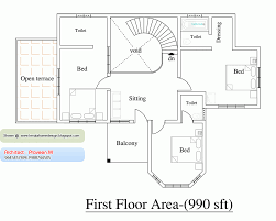 kerala home plan and elevation sq ft house plans layout