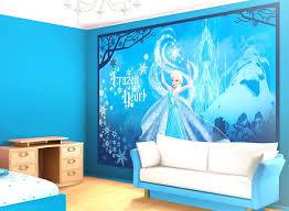 chambre reine des neiges deco chambre reine des neiges idee fille galerie avec deco chambre