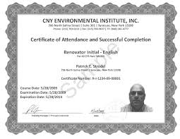 instructions for accredited training providers lead us epa