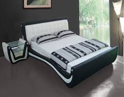 the pros and cons choosing leather bed frame for your bedroom