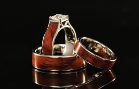 wooden wedding rings why you should consider wooden wedding rings for your big day