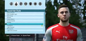 fifa 14 all hairstyles fifa16 pro clubs changes inside look