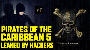 halloween torrents hackers leaked pirates of the caribbean 5 on torrent sites