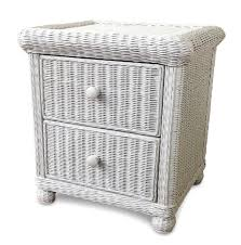 white wicker end table exquisite wicker end tables with drawers 62 towards fabulous end
