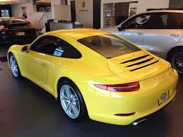 porsche signal yellow 2013 racing yellow 991 what a color teamspeed com