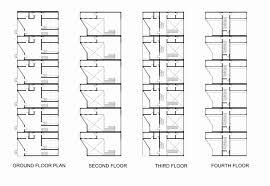 row home floor plan row house plans beautiful modernns floor plan urban clipgoo floorn