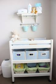 Changing Tables For Babies Best 25 Changing Table Storage Ideas On Pinterest Baby Room