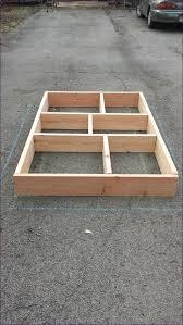 How To Make Bed Frame Bedroom Diy King Size Bed Frame Sofa Beds How To Make A Floating