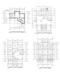 2d cad drawings