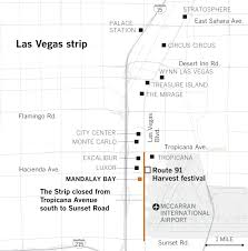 how the las vegas mass shooting investigation is unfolding los