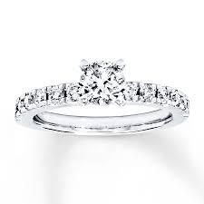 jared jewelers coupon kay diamond engagement ring 1 1 8 ct tw round cut 14k white gold