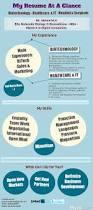 Infographic Style Resume 160 Best Resume Work Tips Images On Pinterest Resume Tips