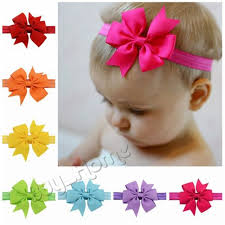 infant hair bows lot 20pcs diy ribbon flowers for corsage headband hair bow crafts