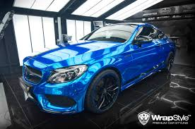 chrome benz galleri wrapstyle sweden stockholm premium car wrap car foil