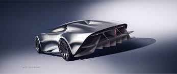 hybrid supercars mercedes hybrid supercar concept looks outlandish to say the least