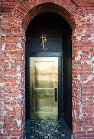 Front Door Metal Decor 23 Metal Front Doors That Are Really Inspiring Shelterness