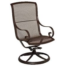 High Chair Patio Furniture Amazing Of Mesh Outdoor Furniture Blogs High Quality Wrought Iron