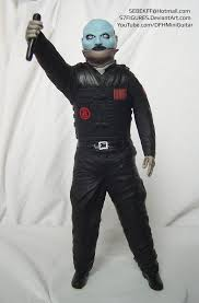 Slipknot Corey Taylor 5 The Gray Chapter Figure 1 By S7figures On