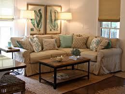 furniture 85 slipcovered sectional sofa butcher block coffee