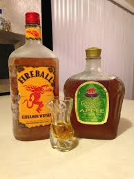 green apple martini bottle fireball whiskey and the new regal apple crown royal apple