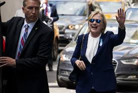 hillary clinton says she didn u0027t think pneumonia was u0027that big a