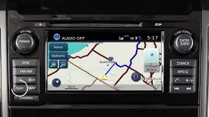 nissan armada 2017 navigation system 2017 nissan titan navigation button if so equipped youtube