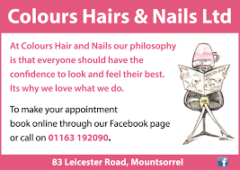 colours hair nails pink pages