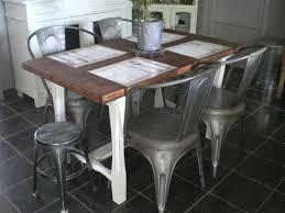 table cuisine avec chaise ma nouvelle table de cuisine et ses chaises coeur de zinc