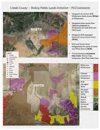 Utah Blm Map by Utah Public Land Initiative Public Land Solutions
