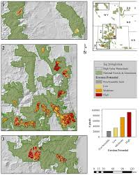 Colorado National Forest Map by Water Free Full Text Assessing Watershed Wildfire Risks On