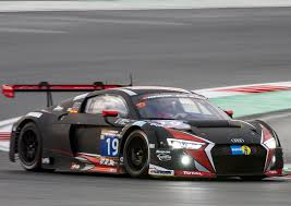 Audi R8 Lms - victory for the audi r8 lms in dubai quattroworld