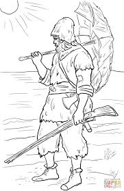 coloring book for nursery robinson crusoe coloring page free printable coloring pages