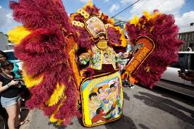 mardi gras suits mardi gras indian council