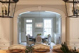 Dining Room Wainscoting Traditional Dining Room Pratt And - Dining rooms with wainscoting