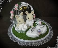 ring holder for wedding sylvanian secret garden wedding ring pillow holder