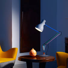 type 75 desk lamp paul smith edition two anglepoise