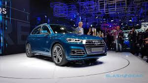Audi Q5 8 Seater - 2018 audi q5 slashgear